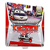 Disney Pixar Cars Diecast Chisaki
