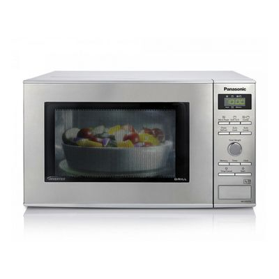 PAN-NNGD37HSBPQ Microwave Oven Grill 23 Litre Cooking Capacity Silver