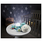 Fisher Price Hippo Snuggle Projection Soother
