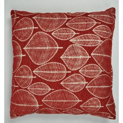 Mason Gray Kirkton Red Cushion Cover - 43x43cm