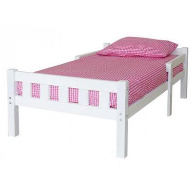 Kidsaw, Starter Bed Wooden Bundle - Pink