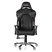 AK Racing Premium V2 Gaming Chair Carbon Black