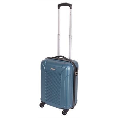 Pierre Cardin Luna ABS Small Trolley Case - Dark Teal