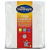 Silentnight Cosy Comfort Mattress Protector Superking