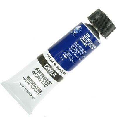 Cryla 75ml Ultramarine Blue Green Shade