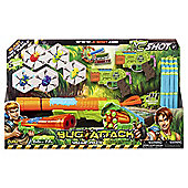 X-Shot Bug Attack Eliminator & Predator Blaster 3 Pack