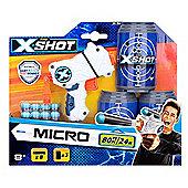X-Shot Micro (3 Cans & 8 Darts)