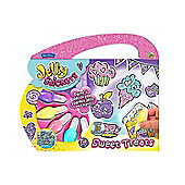 Sweet Treats Jelly Stickers Activity Set - Arts and Crafts