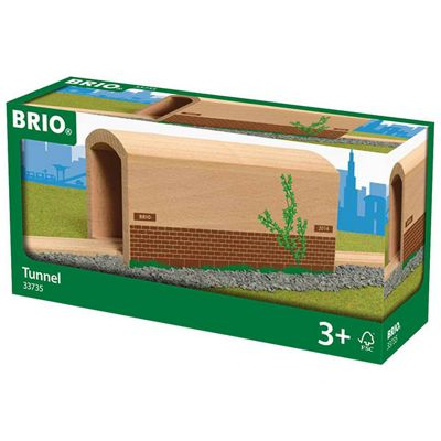 Brio 33735 Tunnel For Wooden Train Set