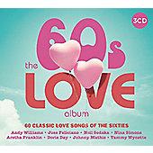 Various Artists - The 60s Love Album (3CD)