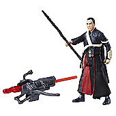 Star Wars Rogue One 9cm Figure with Accessory - Chirrut Imwe