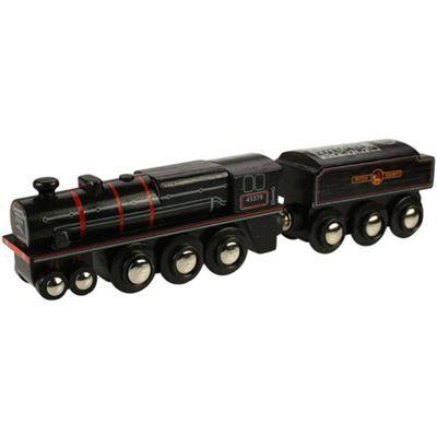 Bigjigs Rail Heritage Collection Black 5 Engine