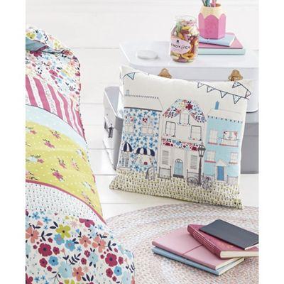 Bedlam Joy Cushion Cover - 43x43cm