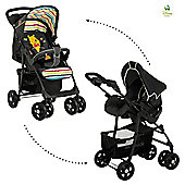 Disney Shopper Shop N Drive Travel System, Pooh Tidy Time