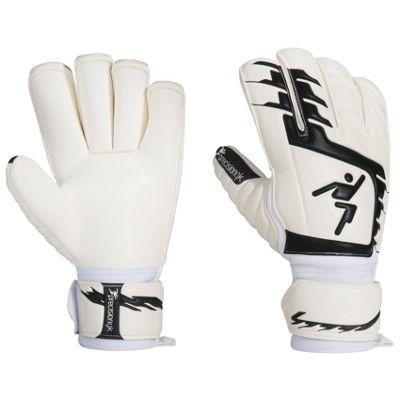 Precision Classic Giga Black Rollfinger Goalkeeper Gloves 9H