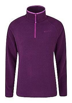 Mountain Warehouse Juniper Womens Fleece - Purple