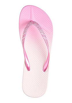 F&F Ombre Flip Flops - Pink