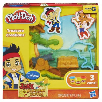 Play-Dohd Jake The Pirate Character Tools