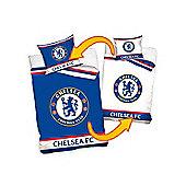 Chelsea FC Reversible Single Cotton Duvet Cover Set