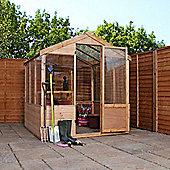 Mercia 6x6 Wooden Greenhouse