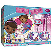 Disney Doc McStuffins Electronic Check-Up Secret Diary