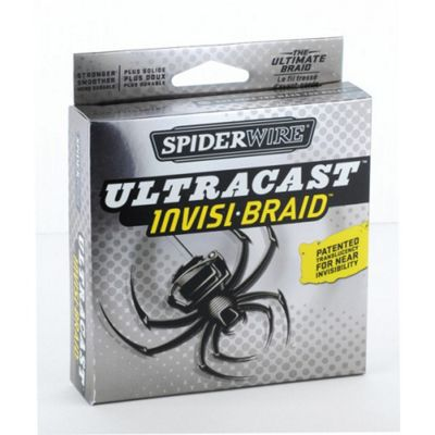 Spiderwire Ultracast Invisi Braid - 300 Yards
