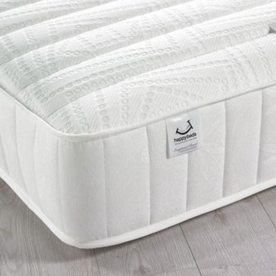 Happy Beds Balmoral 3500 Pocket Spring Memory and Reflex Foam Mattress - 2ft6 Small Single