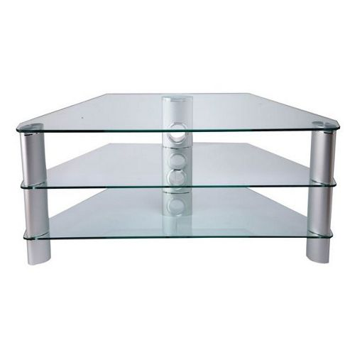 Stil Stand 2002CHCL Glass TV stand
