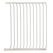 100cm Gate Extension WHITE - For Safety Gates F190W/F191W - F845W - Dreambaby