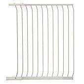 100cm Gate Extension WHITE - For Safety Gates F190W/F191W - F845W - Dreambaby