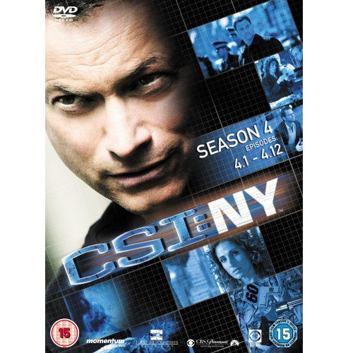 Csi: Ny - Season 4 Episodes 1 - 12 (DVD Boxset)