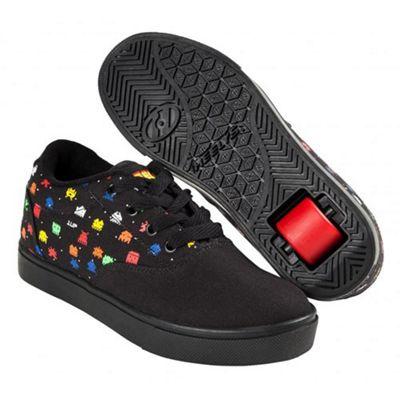 Heelys Launch Black/Droids Kids Heely Shoe JNR 12