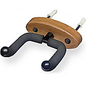 Stagg Guitar Wall Hanger - Wood