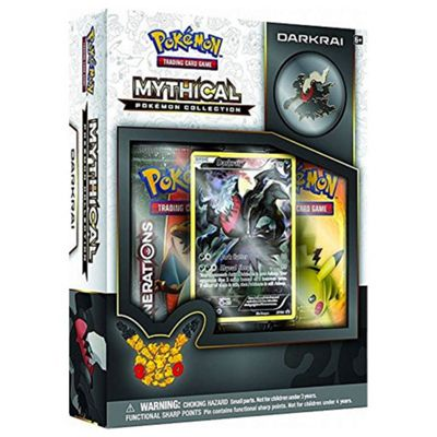 Pokemon TCG: Mythical Pokemon Collection - Darkrai