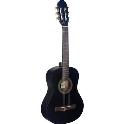 Stagg C405 1/4 Size Classical Guitar - Black