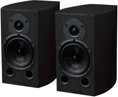 Wharfedale Diamond 9.1 Black Speakers (Pair)
