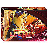 Z-Man Games Pandemic Legacy Season 1 Box Board Game (Red)