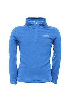 Regatta Hot Shot II Half Zip Fleece - Blue