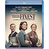 Their Finest Blu-ray