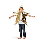 F&F Star Nativity Costume - Gold