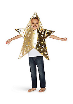 F&F Star Nativity Costume - Gold