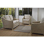 Desser Dijon 2 Seater Sofa and 2 Chairs Conservatory Furniture Set