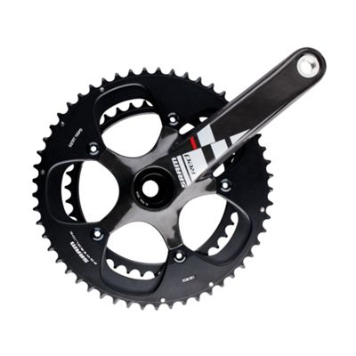 SRAM Red Black Chainset BB30 172.5mm 53-39t Bearings NOT incl