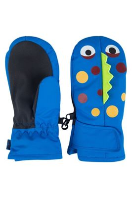 Mountain Warehouse Dino Kids Gloves ( Size: M/L )