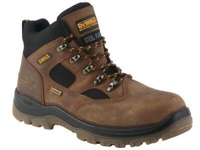 DeWALT Sympatex, Men's Safety Boots, Brown (Brown Challenger 3), 8 UK (42 EU)