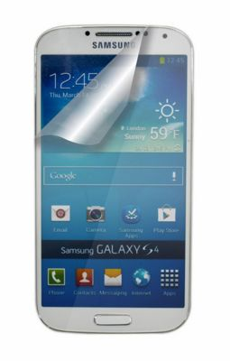 Tortoise™ Samsung Galaxy S4 Screen Protector Twin Pack