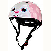 Kiddimoto Helmet - Bunny - Small