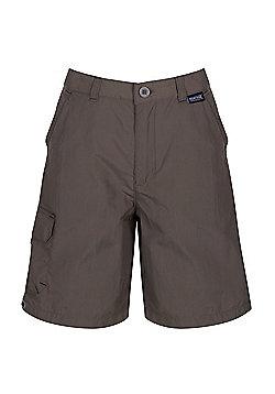 Regatta Kids Sorcer Shorts - Brown