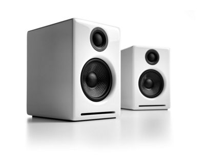 Audioengine A2+ Powered Speakers Gloss White