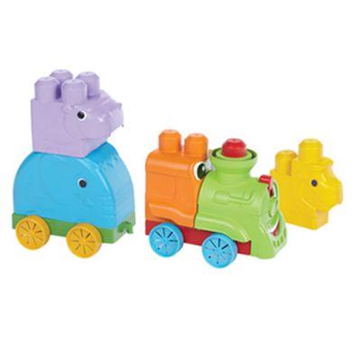Mega Bloks Animal Safari Train